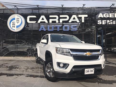 Chevrolet Colorado 4x4 Paq. C usado (2016) color Blanco precio $419,000