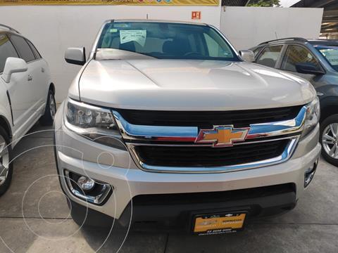 Chevrolet Colorado 4x4 Paq. C usado (2019) color Plata Dorado precio $589,000
