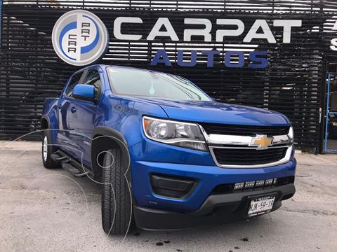 Chevrolet Colorado LT 4x2 usado (2019) color Azul precio $559,000