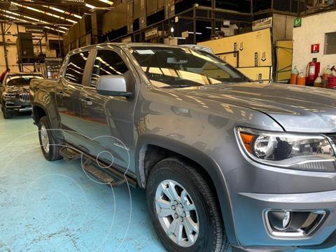 Chevrolet Colorado LT 4x4 usado (2019) color Gris Metalico precio $1,395,000