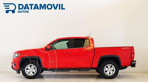 Chevrolet Colorado 4x4 Paq. C usado (2017) color Rojo precio $485,000