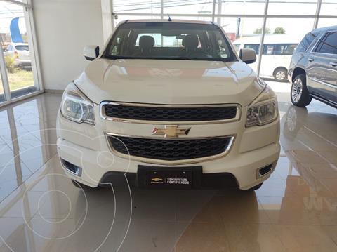 Chevrolet Colorado LT 4x2 usado (2015) color Blanco precio $330,000
