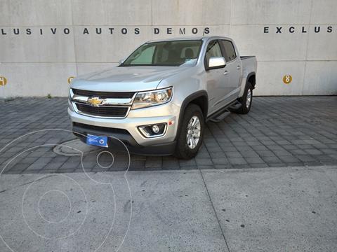 Chevrolet Colorado LT 4x4 usado (2020) color Plata Dorado precio $629,900