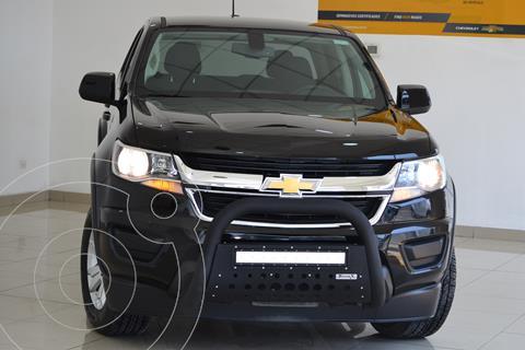 Chevrolet Colorado LT 4x2 usado (2019) color Negro precio $525,000