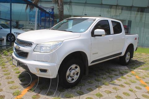 Chevrolet Colorado LT 4x2 usado (2014) color Blanco precio $298,000