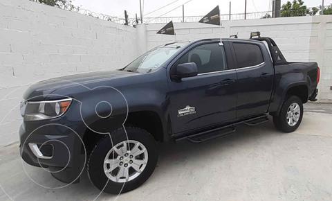 Chevrolet Colorado LT 4x2 usado (2020) color Gris precio $560,000