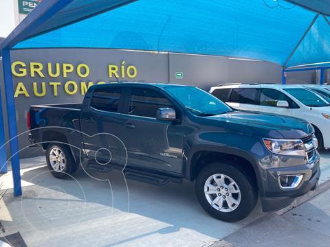 Chevrolet Colorado 4x4 Paq. C usado (2019) color Azul Acero precio $598,000