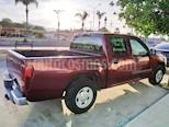 Chevrolet Colorado 2.9L 4x2 Cabina Doble Paq A  usado (2008) color Rojo Profundo precio $95,000