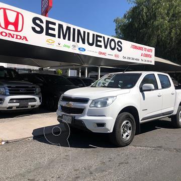 Chevrolet Colorado LT 4x2 usado (2015) color Blanco precio $293,000