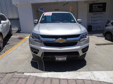 Chevrolet Colorado LT 4x2 usado (2019) color Plata precio $535,000
