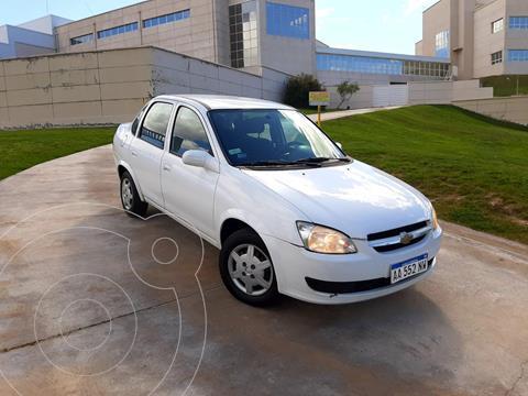 Chevrolet Corsa Classic 4P 1.4 GL usado (2016) color Blanco precio $920.000