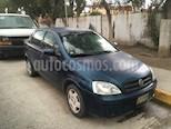 Foto venta Auto usado Chevrolet Corsa 5P 1.8L Comfort B (2004) color Azul Electrico precio $35,000