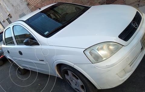 Chevrolet Corsa 5P 1.8L Comfort A usado (2004) color Blanco precio $49,000
