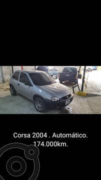 Chevrolet Corsa Chic Auto. A-A usado (2004) color Gris precio u$s2.500