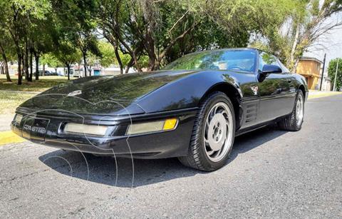 Chevrolet Corvette 2P Coupe Paq C - Coleccion usado (1994) color Negro precio $380,000