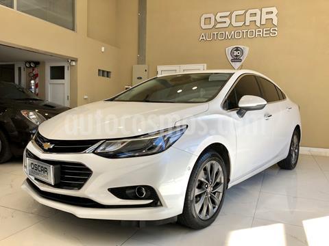 Chevrolet Cruze 5 LTZ + Aut usado (2016) color Blanco Perla precio $1.699.000