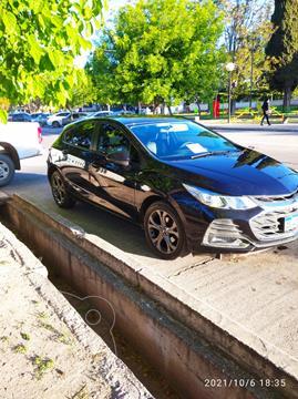 Chevrolet Cruze 5 LT usado (2020) color Azul Medianoche precio $3.000.000