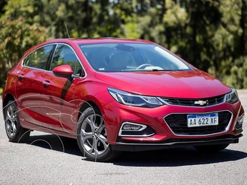 Chevrolet Cruze 5 LT nuevo color Rojo financiado en cuotas(anticipo $98.000 cuotas desde $29.820)