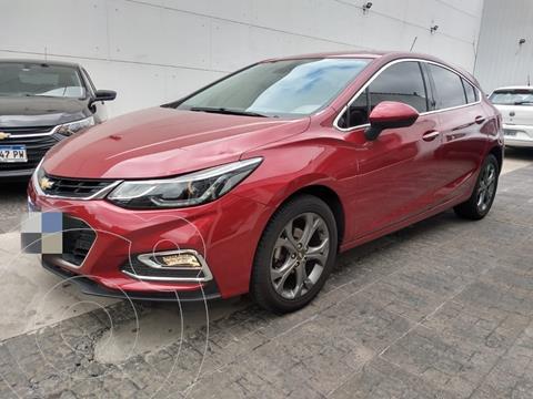 Chevrolet Cruze 5 LTZ Aut usado (2017) color Rojo Velvet precio $2.189.900