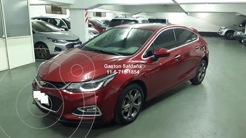 Chevrolet Cruze 5 LTZ usado (2017) color Rojo precio $1.820.000