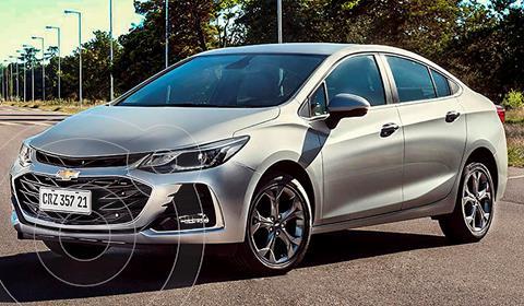 Chevrolet Cruze 5 LT nuevo color Gris Claro financiado en cuotas(anticipo $98.000 cuotas desde $29.820)