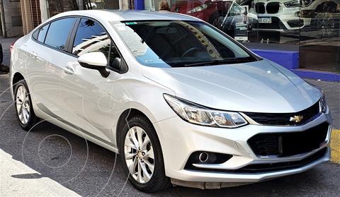 Chevrolet Cruze 5 LT usado (2018) color Gris Plata  precio $2.450.000