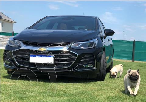 Chevrolet Cruze 5 Premier Aut usado (2020) color Negro precio $2.700.000