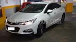 Foto venta Auto Usado Chevrolet Cruze 5 LTZ + Aut (2017) color Blanco Perla precio $745.000