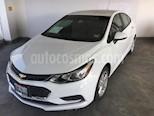 Foto venta Auto usado Chevrolet Cruze 4p LS L4/1.4/T Aut (2017) color Blanco precio $220,000