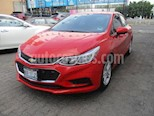 Foto venta Auto usado Chevrolet Cruze 4p LS L4/1.4/T Aut (2017) color Rojo precio $250,000