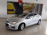 Foto venta Auto usado Chevrolet Cruze 4p LS L4/1.4/T Man (2017) color Plata precio $258,900