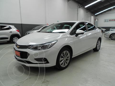 Chevrolet Cruze LTZ usado (2018) color Blanco precio $1.970.400