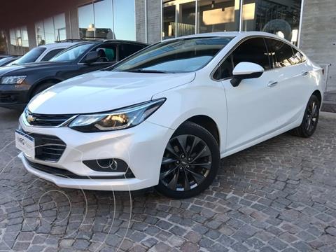 Chevrolet Cruze CRUZE 1.4 4 PTAS LTZ usado (2017) color Blanco precio $2.450.000
