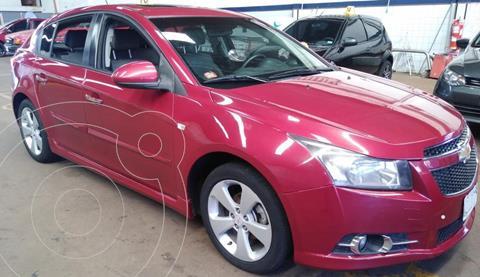 Chevrolet Cruze 1.8 LTZ MT (141cv) 5Ptas. usado (2012) color Bordo precio $1.370.000