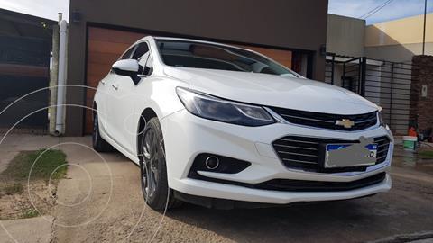 Chevrolet Cruze LTZ Aut 2015/6 usado (2016) color Blanco precio $1.800.000