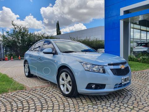 Chevrolet Cruze LTZ usado (2012) color Azul Celeste precio $820.000
