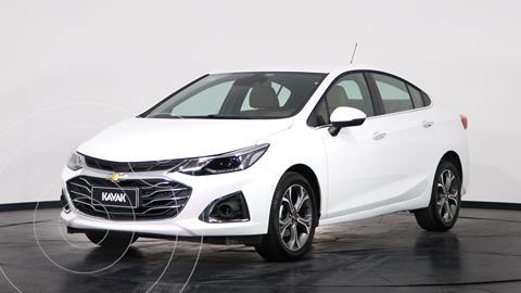 Chevrolet Cruze Premier Aut usado (2020) color Blanco precio $3.400.000