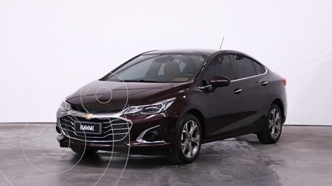 Chevrolet Cruze Premier Aut usado (2020) color Bordo precio $3.300.000