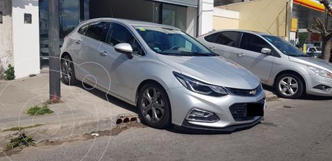 Chevrolet Cruze LTZ usado (2017) color Gris Acero financiado en cuotas(anticipo $1.440.000)
