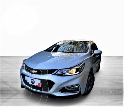 Chevrolet Cruze 5P 1.8 Nafta LT MT5 (141cv) (my15) usado (2017) color Gris precio $2.050.000
