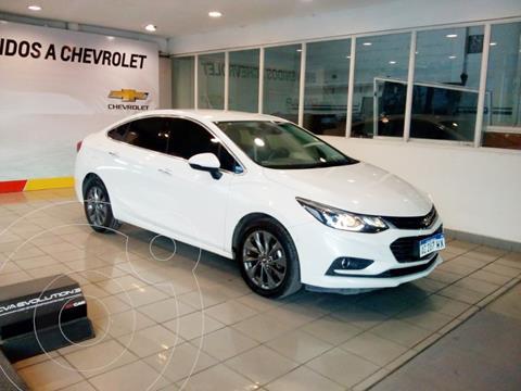 Chevrolet Cruze LTZ Aut usado (2018) color Blanco precio $2.100.000