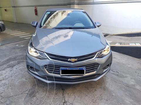 Chevrolet Cruze LTZ Aut 2015/6 usado (2017) color Gris precio $1.900.000