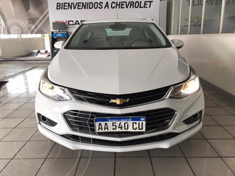 Chevrolet Cruze LTZ Aut usado (2016) color Blanco precio $1.830.000