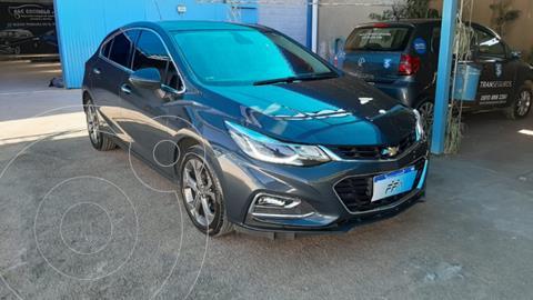 Chevrolet Cruze LTZ usado (2018) color Gris Oscuro precio $2.449.000