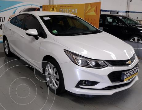 Chevrolet Cruze  1.4 4 PTAS LT usado (2018) color Blanco precio $2.760.000