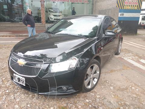 Chevrolet Cruze LTZ usado (2012) color Negro financiado en cuotas(anticipo $792.000)