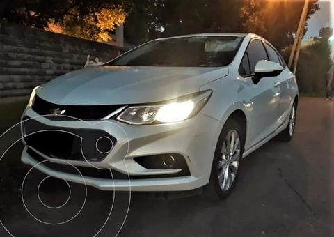 Chevrolet Cruze 1.4 Turbo Lt mt usado (2018) color Blanco precio $1.800.000