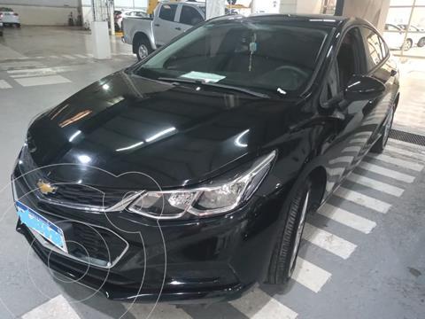 Chevrolet Cruze Sedan Base usado (2019) color Negro precio $1.950.000
