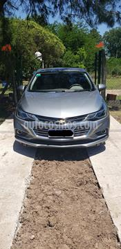 Chevrolet Cruze LTZ Aut Plus usado (2017) color Gris Acero precio $1.750.000