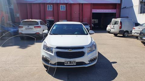 Chevrolet Cruze LT  usado (2015) color Blanco precio $1.290.000